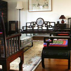Modern Asian Home Decor Asian Furniture, Chinese Furniture, Furniture Design, Asian Interior Design, Chinese Interior, Oriental Design, Oriental Style, Modern Asian, Asian Home Decor