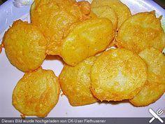 Frittierte Pastinaken nach afghanischer Art von Pakaura