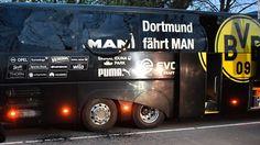 cool Arrest made in Borussia Dortmund bus attack