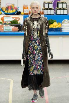 Chanel  Otoño Invierno 2014/2015 – Pasarela  Fuente: vogue.es