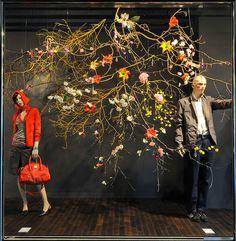 spring has sprung, pinned by Ton van der Veer www.mannequinmadness.com