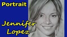 Jennifer Lopez. Portrait