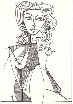 sketches picasso - Google Search