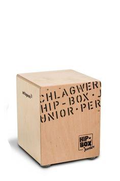 Schlagwerk Kid's Cajon - Hip Box Junior