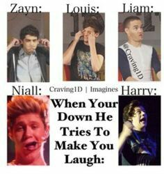 Niall?! 😱 Hahahahahahaha zayn XD