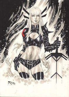 deviantART Picks 10/16/2014 Thursday Edition #Magik #Marvel #XMen | Images…
