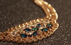 Swarovski Drop Necklace | A #darbysmart kit designed by #ispydiy