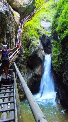Medve-szurdok - A legnehezebb (frissítve) - kiránduló Hungary, Trekking, Waterfall, World, Outdoor, Living Alone, Graz, Outdoors, Waterfalls