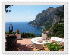 Travel: Michael Kors's Capri, Italy | Vanity Fair. Grand Hotel Quisisana.