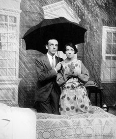 Fred and Adele Astaire in Lady, Be Good at the Empire Theatre, London, 1926