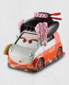 Okuni - Pixar CARS Tokyo Party - diecast car toy