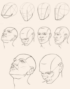 A face step by step drawing faces male face drawing drawing heads human . Male Face Drawing, Drawing Heads, Human Drawing, Drawing Faces, Drawing Sketches, Art Drawings, Pencil Drawings, Drawing Drawing, Sketching