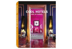 Cool Hotels Best of Europe  TENEUES  Pages:396  ISBN: 9783832792350    $65.00  95.00 Retail