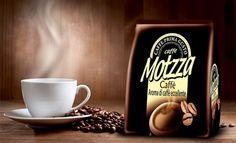 Motzza őrölt, pörkölt kávé. Kituno aron.