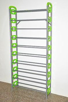 5fea7f63475 Portable 10 Layer Tier Shelf Storage Organizer Space Saving Tower Shoes Rack