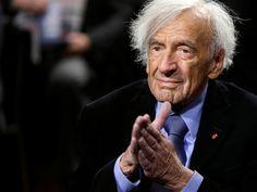 Morre Elie Wiesel z´l, sobrevivente do Holocausto e Nobel da Paz.