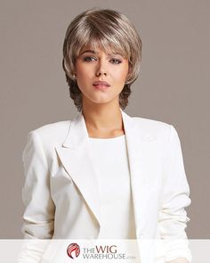 Advantage Synthetic Monofilament Crown Wig By Gabor