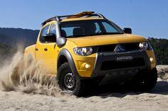Mitsubishi lança linha 2013 da picape L200 com uma série de novidades - Blogauto : Blogauto