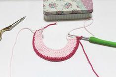 Crochet para Ti: La Conejita de las Galletas - Patrón Amigurumi Crochet Toys Patterns, Stuffed Toys Patterns, Crochet Stitches, Knitting Patterns, Bunny Crochet, Crochet Baby, Baby Dragon, Amigurumi Doll, Free Pattern