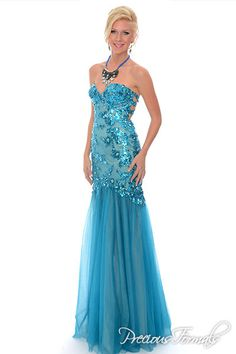 Style P21113 - Precious Formals Collection by Precious Formals