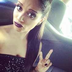 That Ariana pony swag doe. || iisuperwomanii