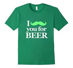 I Mustache You for Beer Funny St. Patrick's Day T-Shirt - Male Large - Kelly Green StPatricksDayParty http://www.amazon.com/dp/B01AJAMGEI/ref=cm_sw_r_pi_dp_dDaMwb1CYX7YK