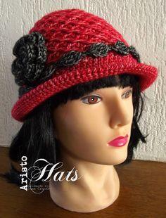Diamond Ridges Hat http://jose-crochet.blogspot.nl/2016/01/diamant-hoedje-diamond-ridges-hat.html