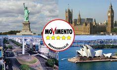 Un augurio a Beppe Grillo e a tutto il M5S per le prossime elezioni