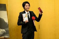 Congratulations Teppei to your award!❤ I'm totally proud of You! 😊