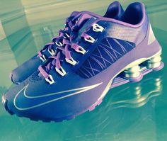 Nike Women Shox Superfly R4 TURBO Athletic Running Shoe  Purple SZ 7 653479 550  #Nike #RunningCrossTraining