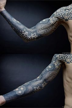 Check out the cool tribalism tattoo works of the famous Nazareno Tubaro. This article shows various designs and tattoo patterns to inspire you.