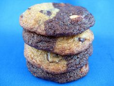 Half and Half Cookies by NoshWithMe, via Flickr