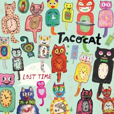 """Talk"" is the second single from Tacocat's Lost Time, out April 1st, 2016 on Hardly Art records on CD, LP, digital, and cassette formats. Pre-order your copy today from u.hardlyart.com/losttime  Tacoc"