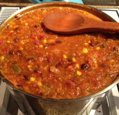 Vegan Chili Recipe | Ruminations From a Redhead