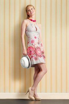 Sommerkleid schulterfrei für Damen: Kostenloses Schnittmuster