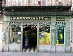 Pharmacie. 1e classe !