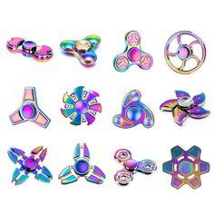 All kinds of Rainbow fidget spinner: http://www.ecigsbuy.com/rainbow-fidget-spinner-for-quit-smoking-hot-sale-handspinner-p-1572.html
