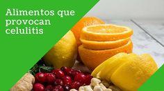 Alimentos que provocan celulitis Quites, Foods