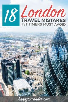 THE best London travel guide filled with London tips for first time visitors. Includes critical mistakes to avoid, including what things to do (and what to skip). A must read if you plan on travelling to London, England! Source by theashoxford London Travel Guide, London Tips, Europe Travel Guide, Travel Guides, London Food, Cool Places To Visit, Places To Travel, Travel Destinations, Backpacking Europe
