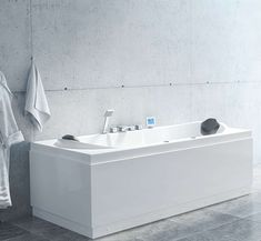 VikingBad Kong Badekar Bathtub, Bathroom, Standing Bath, Washroom, Bathtubs, Bath Tube, Full Bath, Bath, Bathrooms