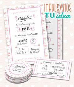 Quinceanera Party Planning – 5 Secrets For Having The Best Mexican Birthday Party 15th Birthday, Birthday Parties, Quinceanera Party, Ideas Para Fiestas, 15 Years, Party Planning, Birthdays, Print Invitations, Modern Invitations