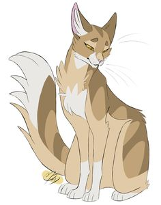 100 Warrior Cats Challenge 12 - Leafpool She's beauty, she's grace