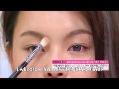 [Eng Sub] Get It Beauty-Hyori Hyorish BAD GIRLS makeup tutorial (1/2) - YouTube