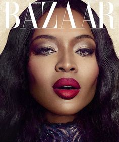 Naomi for Bazaar Thailand
