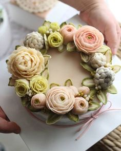 15+ Blooming Flower Cakes To Celebrate The Return Of Spring #flowercakes