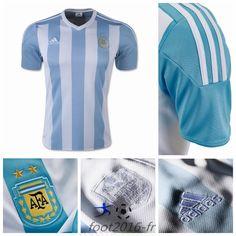 Le nouveau maillot Argentin 2015 pas chere Thailande