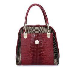 Women Designer High Quality PU Leather Bag
