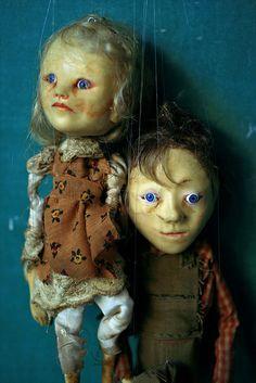 Black Forest Fancies Puppets