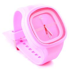 RUBR I Watch Pink, $16, now featured on Fab.