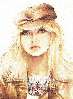 Sara Moon - Rocker Girl